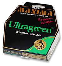 IMA ULTRA GREEN FISHING LINE