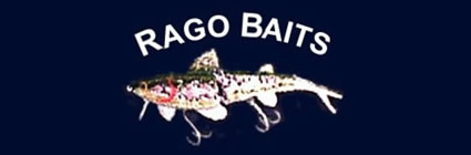 RAGO BASS FISHING SWIMBAITS